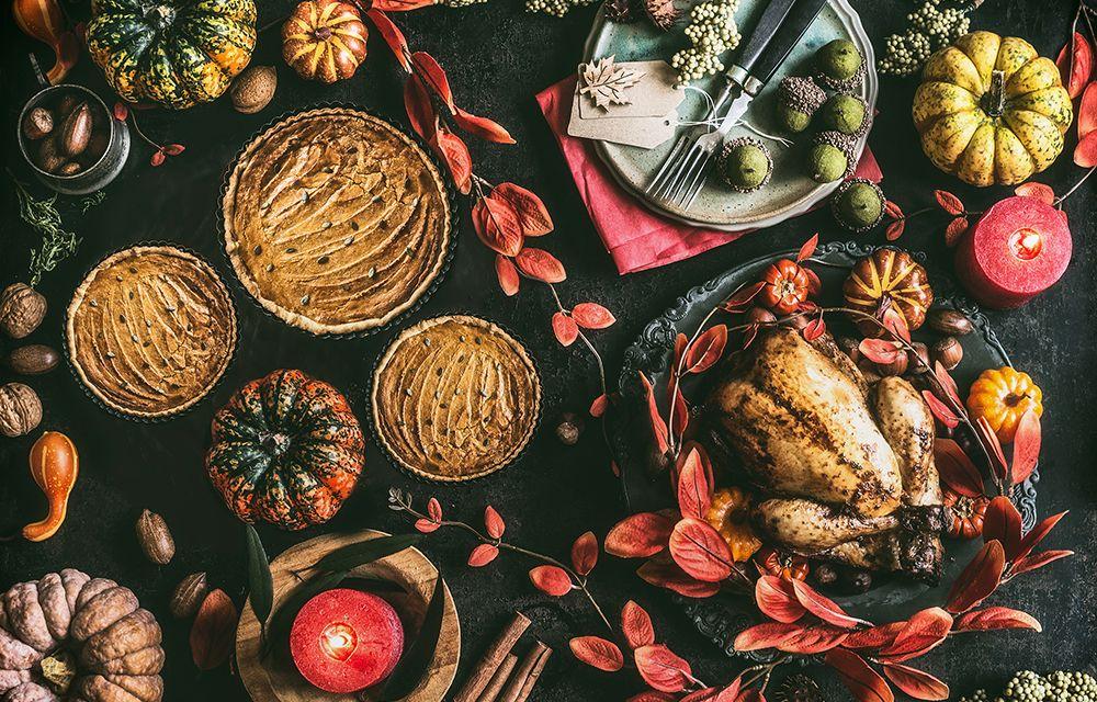 Thanksgiving Day Jazz Brunch Buffet